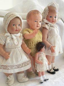 Les poupées de Bonne-Maman