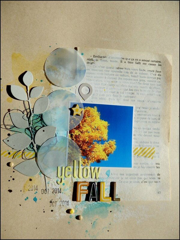 Yellow fall (2)