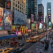 Time Square et tout ses métro New York chez srat et gloewen (6)