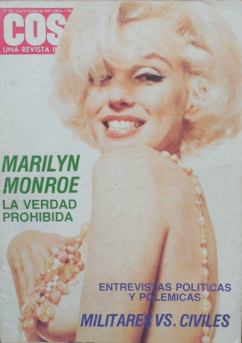 Cosas (Chi) 1985