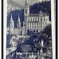 Lourdes datée 1934