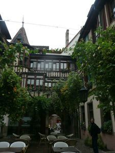 Strasbourg, juillet 2011