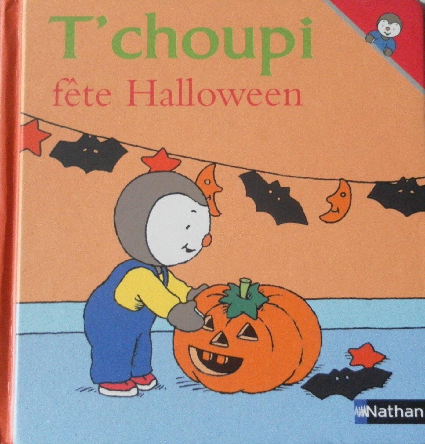 T Choupi Fete Halloween Assistante Maternelle Argenteuil