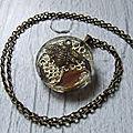 Le collier d'invisibilité fait par le medium tchedji, le bon maître djifa reconnu