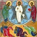 9 La Transfiguration du Seigneur sur le Mont Thabor