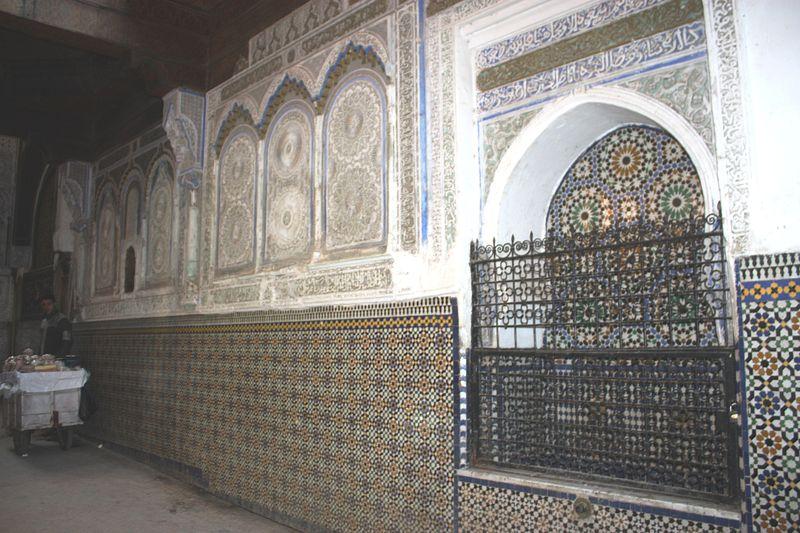 350. un Mzara de Moulay Idriss