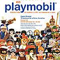 L'histoire avec les playmobils