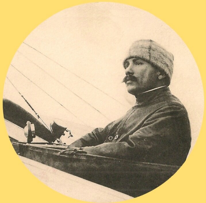 Belfort CPA Aviateur Lt Gaubert 2