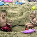 On a meme notre plage privée