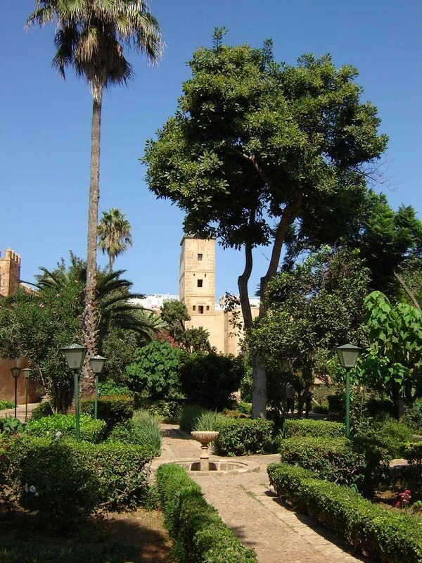 Jardin Rabat