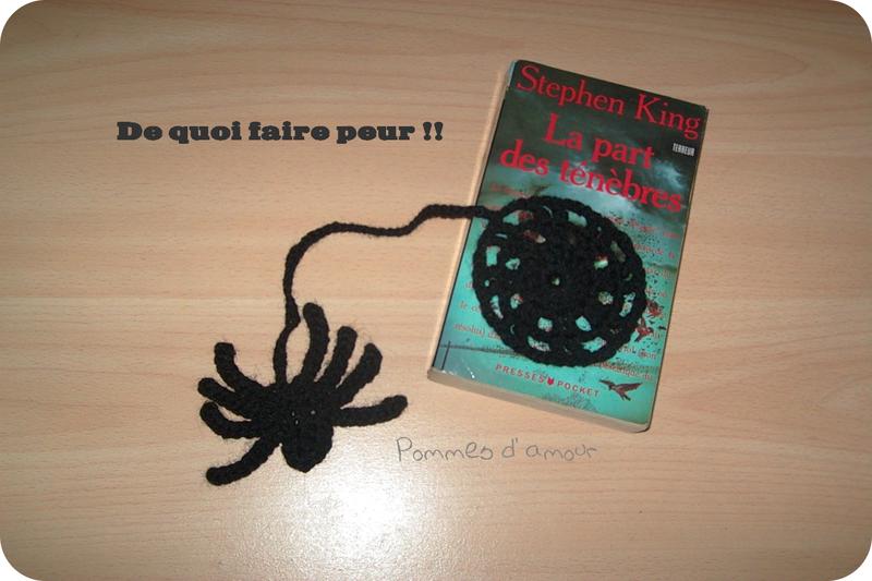 Serial Crocheteuse 5 Fais Moi Peur Pommes D Amour