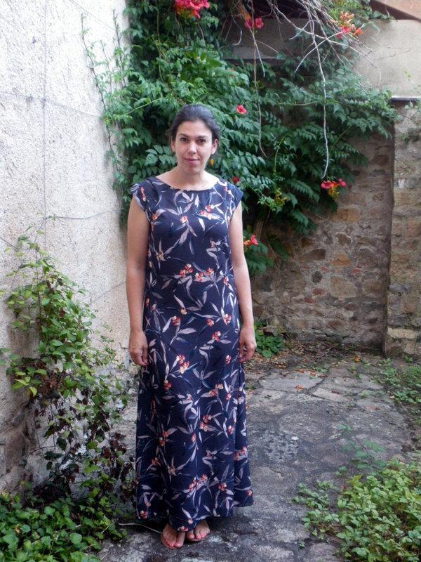 Robe longue Lisboa (1)