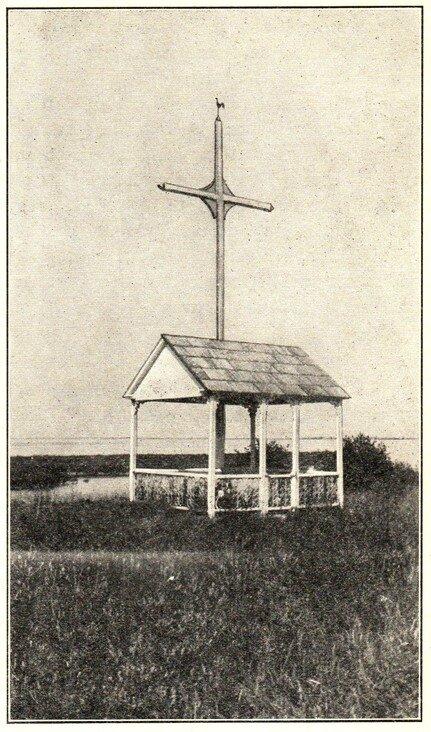 28 - Tombeau de Kateri en 1890