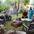 Barbecue chez John et Cornelie