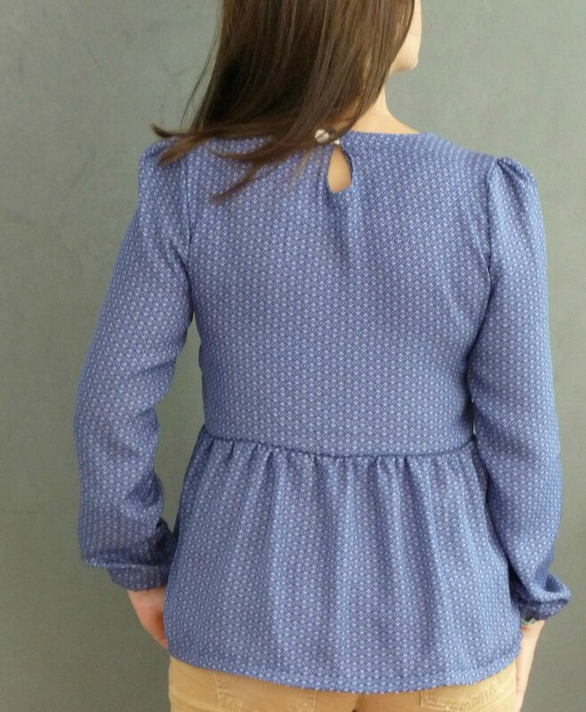 blouse dressing chic Kokechic 3