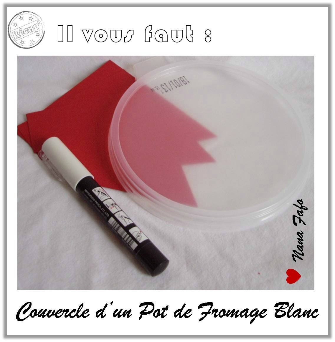couvercle pot fromage blanc