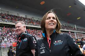 baku f1 2019 claire and mike