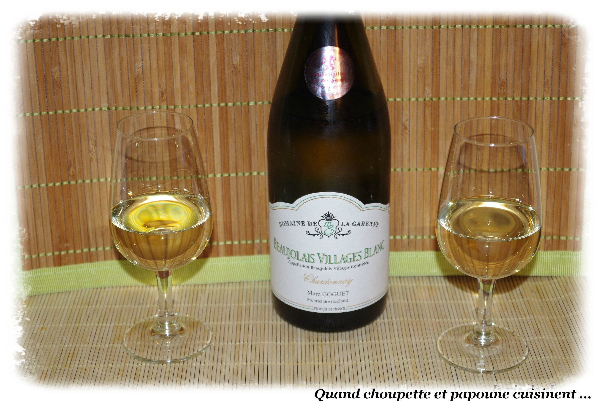 BEAUJOLAIS BLANC VILLAGE