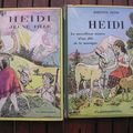 Livres Heidi
