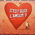 Coup de coeur livre pour la st valentin!
