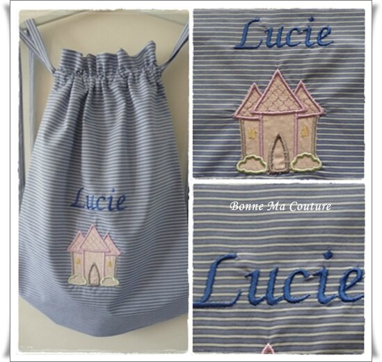 sac pour Lucie