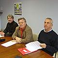 Point presse La Nouvelle Force pour Châlons- 2009