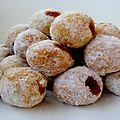 Mardi gras : beignets arabes à la parisienne