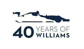 WILLIAMS 40 YEARS 2018
