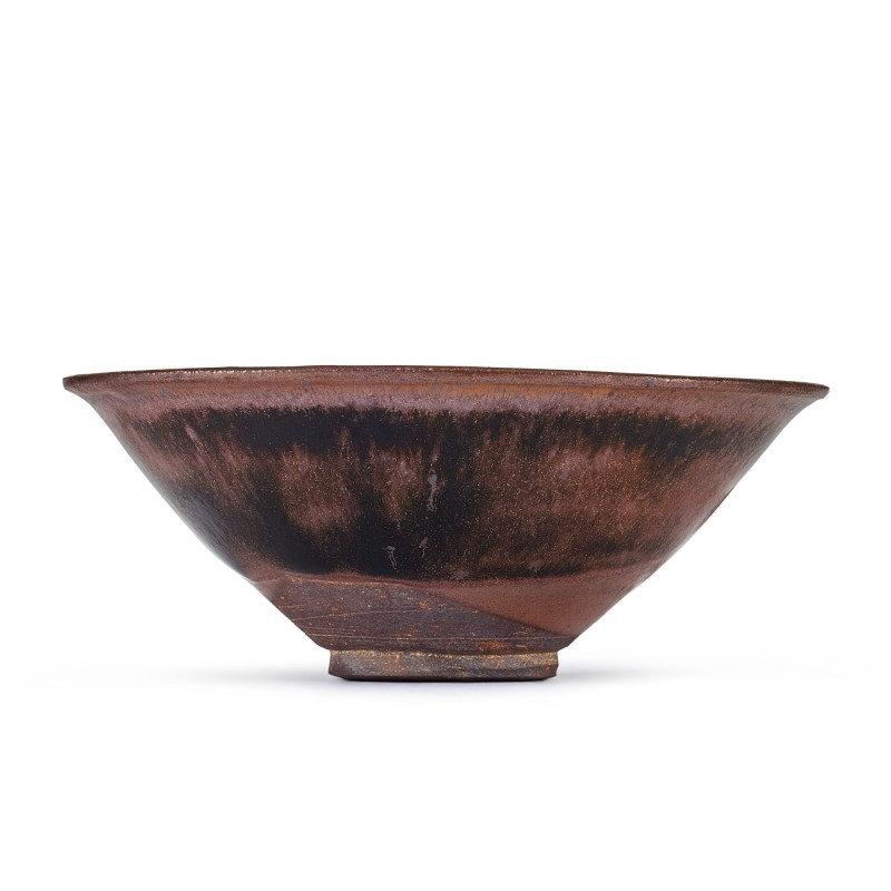 A russet-glazed tea bowl Song dynasty
