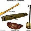 instruments du Japon