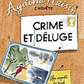 M.c. beaton : agatha raisin enquête, tome 12 : crime et déluge