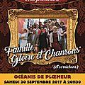 2017 Famille Gloire et Chansons