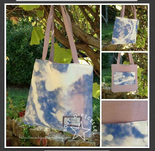 tote tie and dye by isa