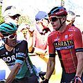 Cyclisme critérium du dauphiné boen 42 2019