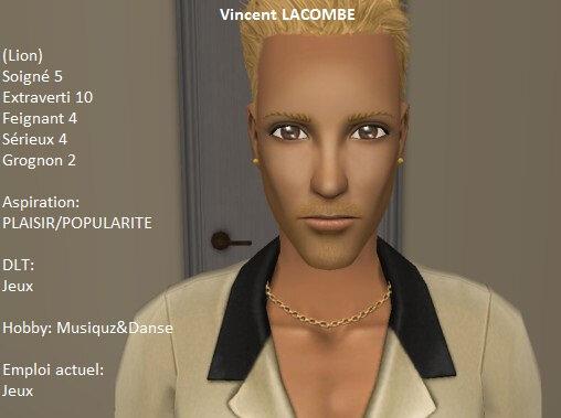 Vincent Lacombe