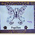 343 pour Tantynette Papillon