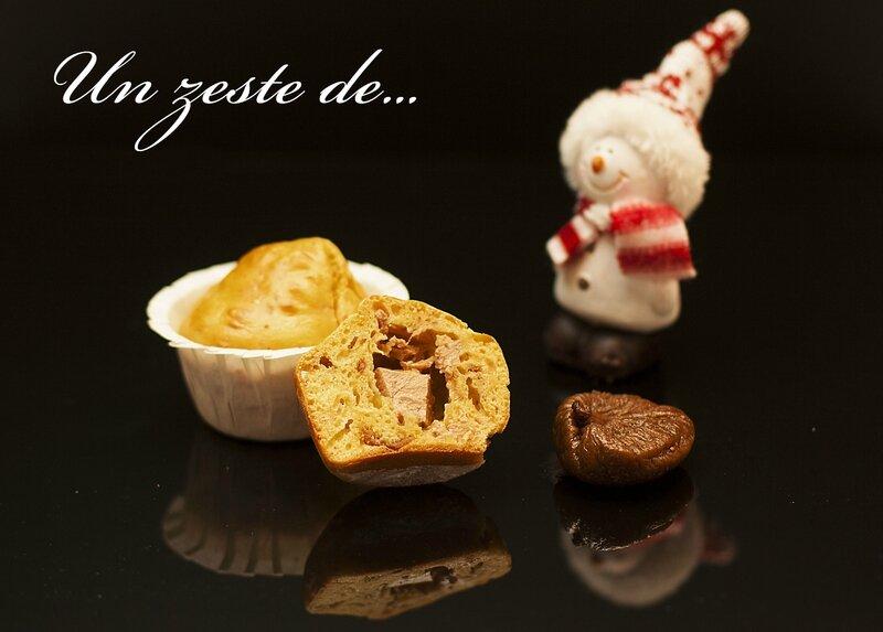 foie gras muffin