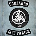 LES GANJAKRO : on the road since 2001
