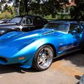 Chevrolet corvette C3 stingray de 1974 (Retrorencard juin 2010) 01