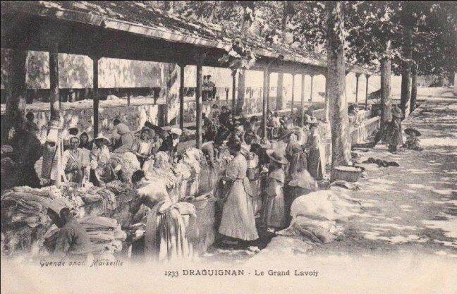 Draguignan : le circuit de l'eau