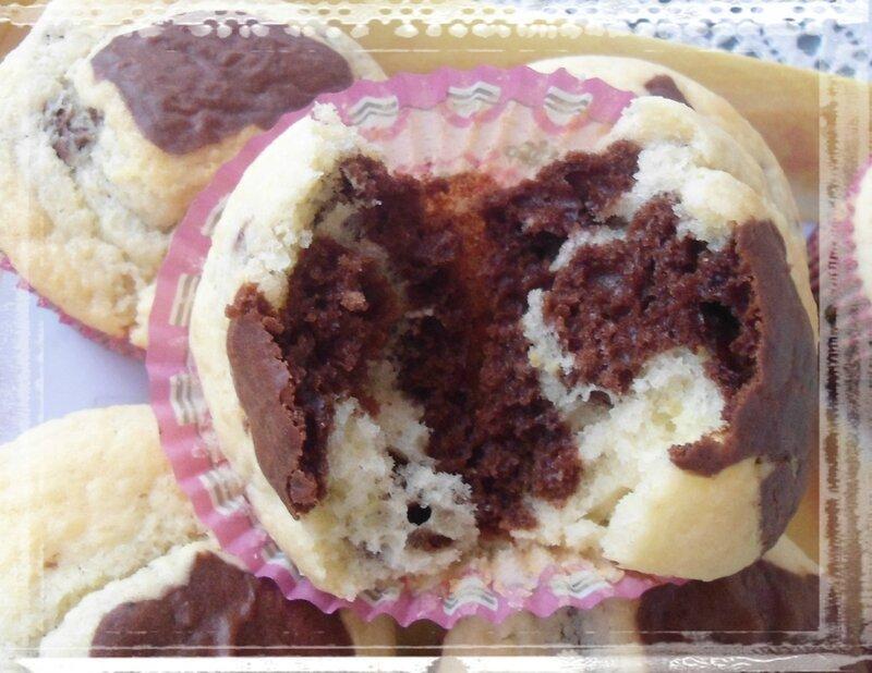 muffins marbrés au elben 2