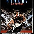 James cameron - alien, le retour
