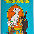 Album ... les aristochats (1971) * walt disney