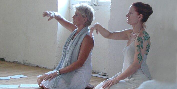 web-La poête et la danseuse dans un même mouvement