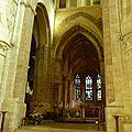 Occupée en 1060 par un collège de 6 chanoines de St-Augustin, remplacés en 1079 par 6 moines Bénédictins