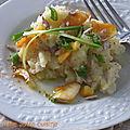 Haddock et purée de pommes de terre-céleri