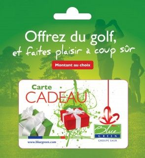 Carte Cadeau Golf.Carte Cadeau Blue Green Golf Le Blog Des Cartes Cadeaux