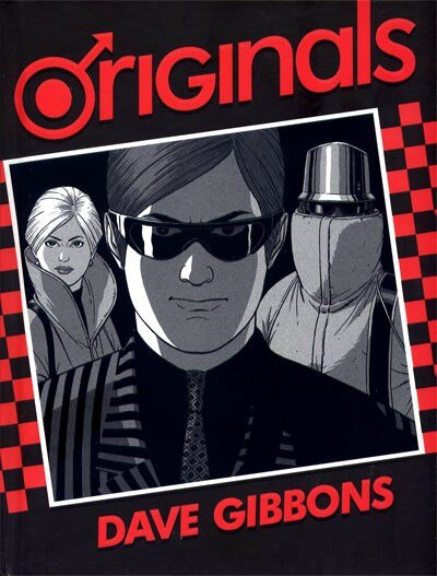 edition USA originals par gibbons