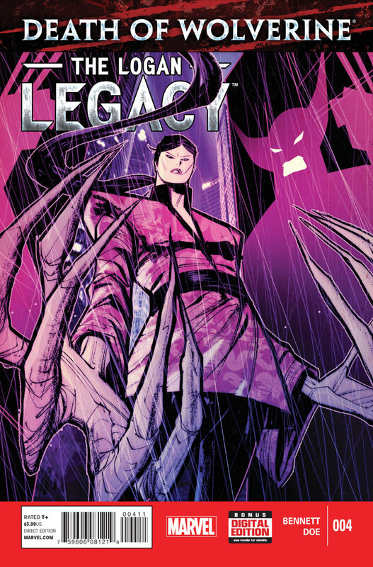 death of wolverine the logan legacy 04
