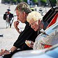 La vie pleine d'aventures des retraités